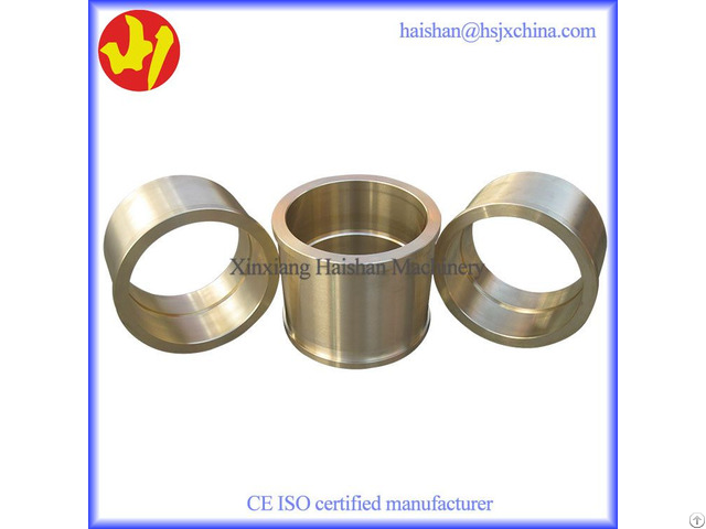 High Lead Bronze Metso Cone Crusher Eccentric Bushing