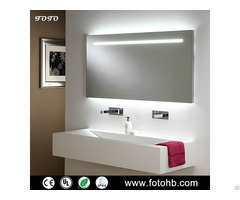 Ip44 Waterproof Led Mirror With Ce Ul Certificated
