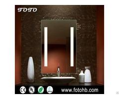 Luxury Hotel Bathroom Mirror With Led Lights