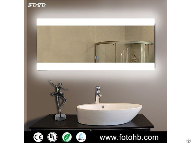 Smart Bath Mirror With Led Lights