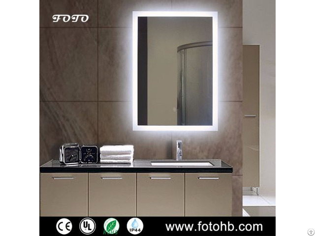 Luxury Hotel Mirror With Led Lighting