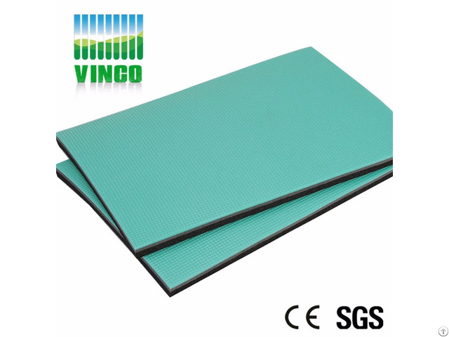Environmental Soundproofing Sound Insulation Acoustic Shock Damping Mats Floor Blanket