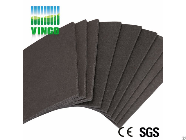 Night Club Gym Home Theater Speacial Usage Sound Insulation Floor Mats