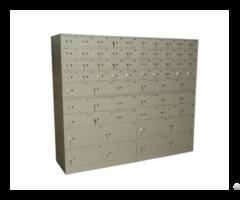 Hot Selling New Design Direct Pay Metal Money Despoit Bespoke Bank Safe