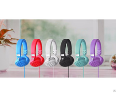 Headphone With 3 5mm Plug 4 Pin Jack For Mobile And Music Player