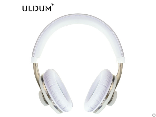 White Black Wholesale China Supplier Wireless Bluetooth Stereo Headset