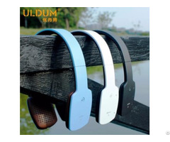 Comfortable Folding Wireless Bluetooth Headphones With Mic For Media Player Smart Phone Pc