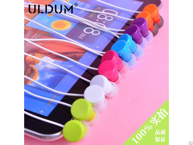 Uldum Deep Bass Cute Funky Top Rated Earphones For Mobile Phone