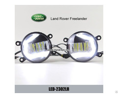 Land Rover Freelander Front Fog Lamp Replacement Led Daytime Running Lights