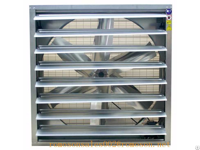 Poultry Ventilation Shandong Tobetter Sophisticated Technology