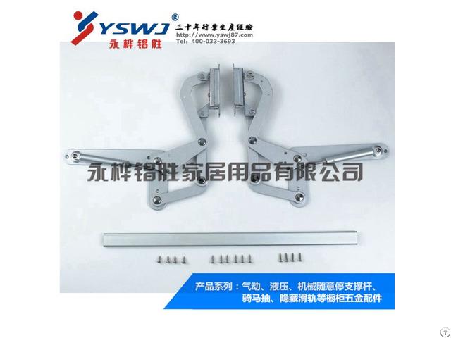 Ys337b Pneumatic Vetical Door Lift Up Mechanism