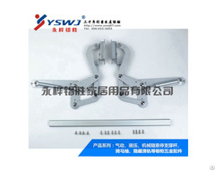 Ys337b Pneumatic Vetical Door Lift Up Mechanism