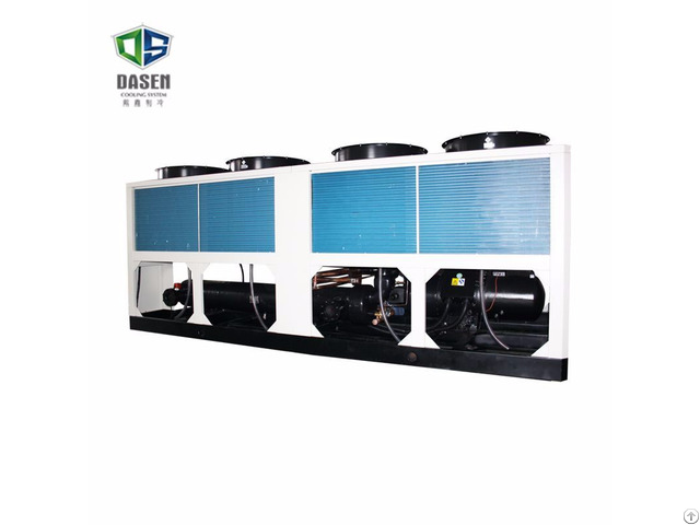 Cooling Machine Heat Recovery Air Cooled Screw Chiller