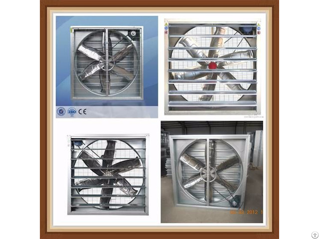 Push Pull Fan Shandong Tobetter Sleek