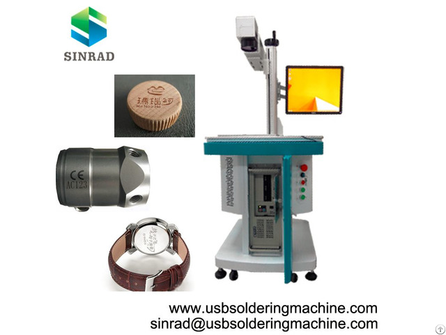 China Fiber Laser Marking Machine