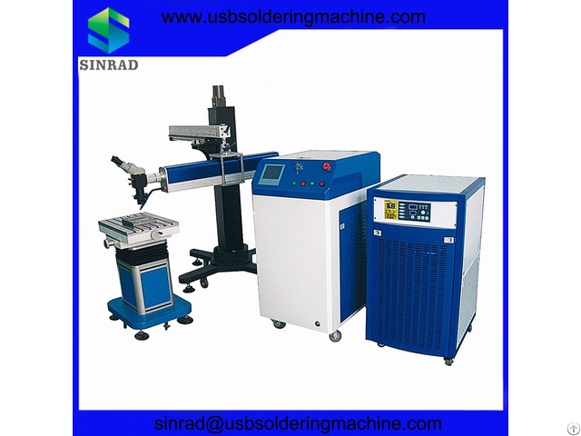400w Automatic Mold Laser Welding Machine