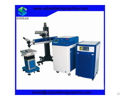 400w Automatic Mold Laser Welding Machine