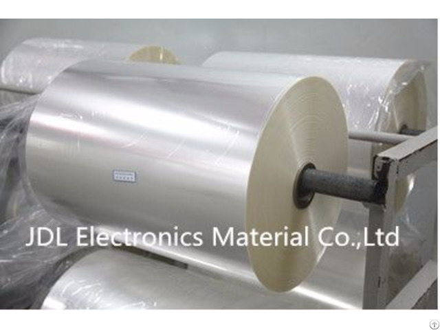 Plain Polypropylene Film For Capacitor Use