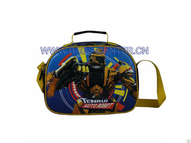 Transformers School Lunch Bag