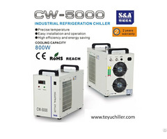 S And A Water Transportable Cooling System Cw 5000