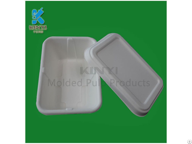High Quality Fiber Pulp Mushroom Packing Design