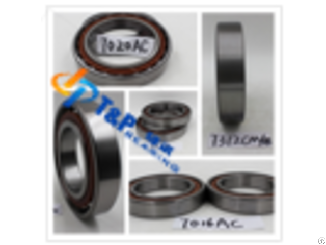 Angular Contact Ball Bearing With High Quality And Competitive Price