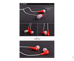 Pop Cheap Plastic Headphones With Microphone For Mobile Phones