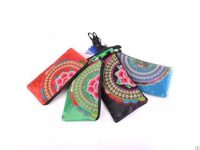 Embroidery Ethnic Handbag