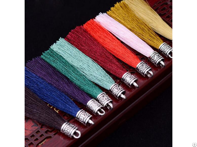 Colorful Tassel