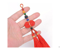 Happiness And Richness Tassel