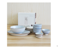 New Chinese Tableware Set