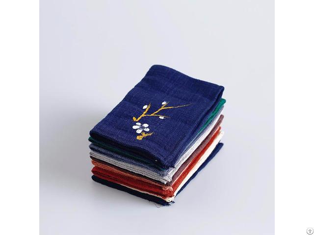 Colorful Tea Cloth