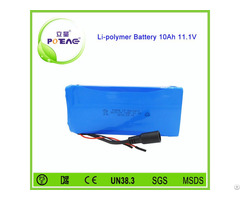 Li Polymer Type 8570179 10ah 12v Lithium Ion Rc Toy Battery
