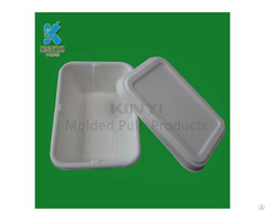 Custom Biodegradable Baby Corn Packaging Trays