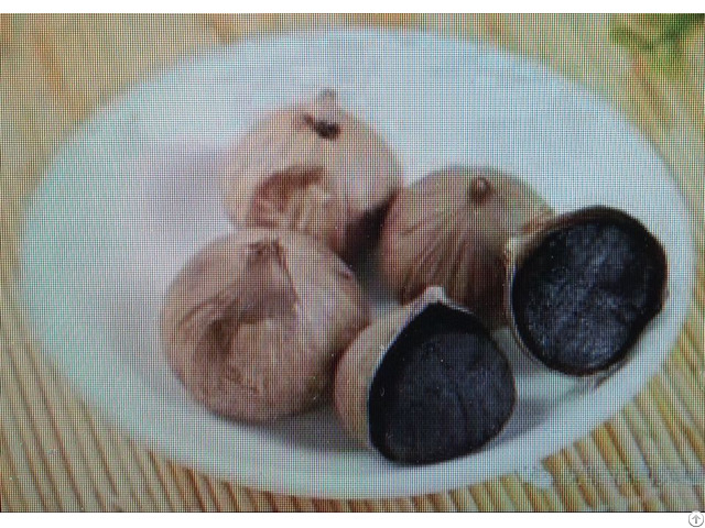 Black Garlic Good For Your Health