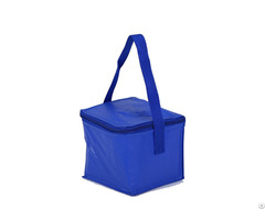 210d Polyester Beer Cooler Bag 6 Pack
