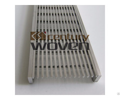 Swimming Pool And Bathroom Wedge Wire Grate