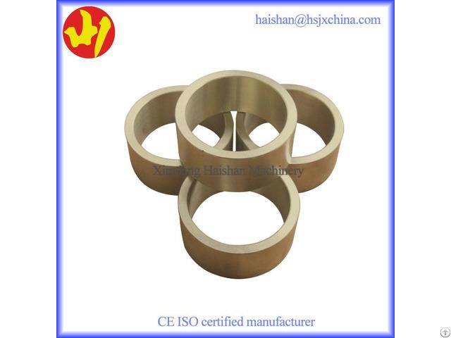 Hot Selling Customisable Aluminum Bronze Bushing