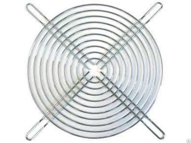 Wire Grid Fan Guards