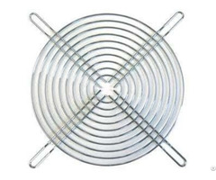 Wire Grid Fan Guards