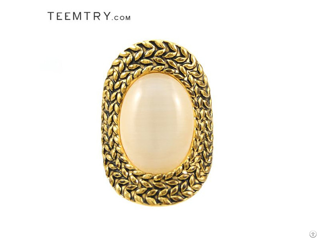Wholesale Antique Gold Moonstone Rings Teemtry Com