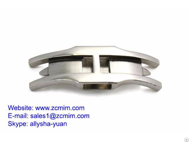 Mim Headphone Metal Parts Oem Customed
