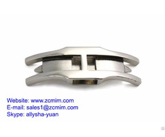 Mim Headphone Metal Parts Oem Customed