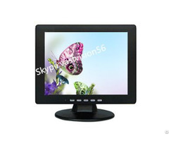 Desktop 10 Inch Lcd Monitor With 800x 600 Pixels