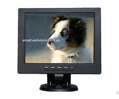 12 Security Lcd Monitor With 1 024 X 768 Pixels