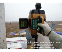 Wire Rope Inspection Detector