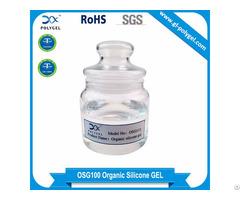 Organic Silicone Gel
