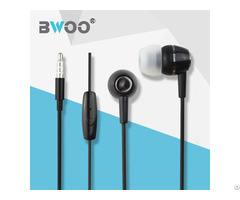 Wholesale Hight Quality Creative High Performance In Ear Stereo Metal Earphone