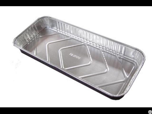 Aluminum Foil Full Size Container