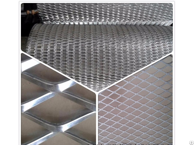 Expanded Metal Mesh For Construction